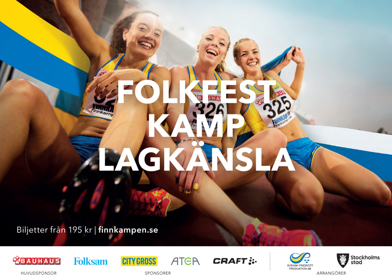 finnkampen 2018 program